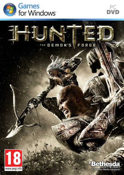 Hunted The Demons Forge-SKIDROW Free Download
